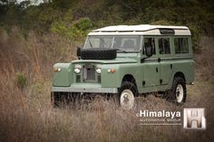 All Cars NZ: 1967 Land Rover Defender Series 109 2a by Himalaya...