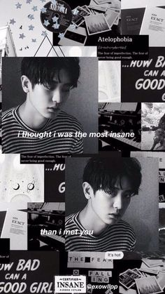 Most Beautiful Lock Screen Iphone Korean for Your iPhone XS Foto Chanyeol Exo, Chanyeol Cute, Kpop Exo, K Pop Wallpaper, Dark Wallpaper Iphone, Snoopy Wallpaper, Black Aesthetic Wallpaper, Aesthetic Wallpapers, Kpop Tumblr