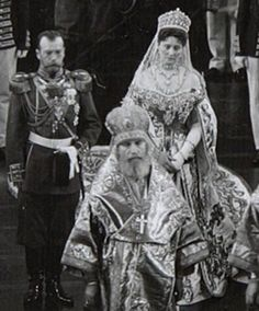 """ghosts-of-imperial-russia: """" Nicholas & Alexandra at the opening of the Imperial State Duma 1906 """" Vintage Photographs, Vintage Photos, Czar Nicolau Ii, Familia Romanov, Royal Families Of Europe, Grand Duchess Olga, Alexandra Feodorovna, Russian Revolution, Winter Palace"""
