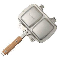 snowpeak hot sand cooker