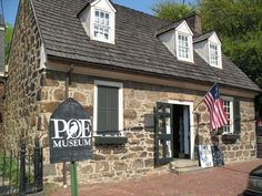 Are you an Edgar Allen Poe fan? Be sure to visit the Poe museum if you're in Richmond, VA. It has different sections full of artifacts and information on his writings and life