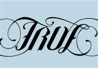 True Love Ambigram