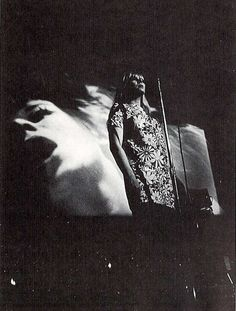 Andy Warhol and the Exploding Plastic Inevitable Featuring Nico, Ann Arbor, MI, 1968