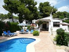 Detached Villa with Private Pool and Garden - Moraira