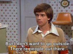 Let's be antisocial and watch series! #That70sShow