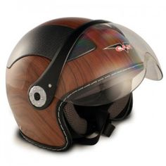 Want! Milano Woody Scooter Helmet by VCAN