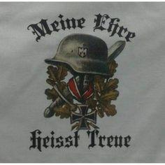 Military Art, Military History, Ww2 Propaganda, Germany Ww2, Tiger Tank, German Army, Historical Photos, World War, Wwii