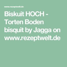 Biskuit HOCH - Torten Boden bisquit  by Jagga on www.rezeptwelt.de