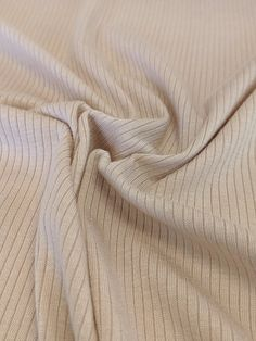 Light Weight Modal Rib Knit - Cream – Sitka Fabrics