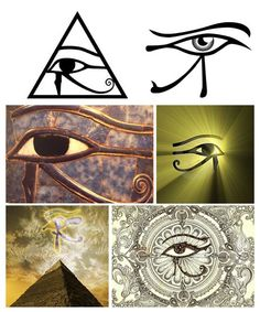 RiseEarth : Illuminati Eye, Pyramid, 33, & other Symbols are not Evil