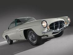 1956 Aston Martin DB2/4 MkII 'Supersonic' by Carrozzeria Ghia