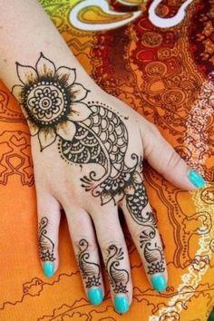 Amazing Mehndi Designs 2013