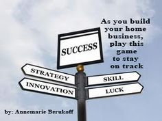 GAMES and TALES for MLM Network Marketing Home Business Success