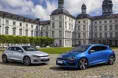 VW Scirocco & Scirocco R