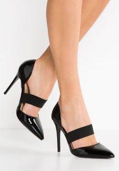 a418e3474 Missguided - Tacones - black Zapatos Altos De Mujer