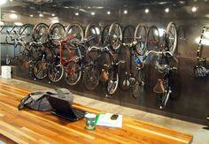 Bike rack option