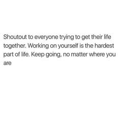 shoutout discovered by T e d d y 🐨 on We Heart It Real Life Quotes, Fact Quotes, Mood Quotes, Wisdom Quotes, True Quotes, Quotes To Live By, Positive Quotes, Meaningful Quotes, Inspirational Quotes