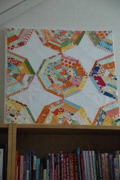 spiderweb quilt tutorial