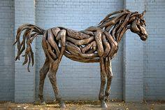 Heather Jansch  horse caballo6
