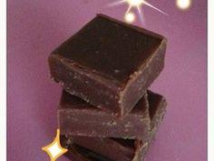 チョコレート・ファッジの画像