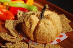 Cheddar Cheese Ball recipe, Spicy Cheddar Cheese Ball recipe, Cheddar Cheese Ball Pumpkin recipe