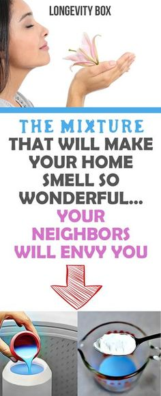 The Mixture That Will Make Your Home Smell so Wonderful…Your Neighbors Will Envy You