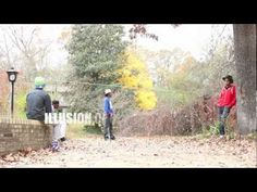 "They All Move Like Robots - Hotlanta's famous Marquese Scott (a.k.a Nonstop) and other members of the Dragon House dance crew bring out some incredible robotic moves for a test run in the backyard, set to the Dubstep track ""Illusion of Choice"" by Gramatik."