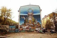 Né à Paris en 1972, Julien Malland prend le blaze (traduction : pseudo) de Seth lorsqu'il se lance dans le « street-art » (art urbain), particulièrement en tant que graffeur.Mai 1968 passe par là : les me...