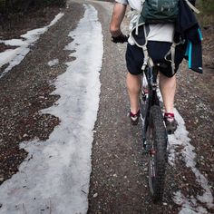 RT @REI: Does spring arrive faster if you pedal really hard?