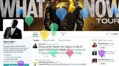 Twitter wants to know your birthday, because ads via TechRadar