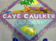 "The motto of our sister island, Caye Caulker, is ""Go Slow"" #lasterrazas #belize #ambergriscaye"