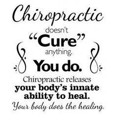 Chiropractic Care And Specific Exercises Help Patients With Neck Pain - Chiropractic Therapy Chiropractic Wellness Center, Chiropractic Benefits, Chiropractic Quotes, Family Chiropractic, Chiropractic Office Decor, Chiropractic Assistant, Chiropractic Therapy, Chiropractic Treatment, Wellness Quotes