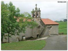 Etapa 15: Comillas - Colombres. Ermita de Santa Ana, El Tejo. Camino del Norte. #Cantabria #Spain #Travel