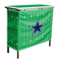 Dallas Cowboys High Top Table