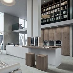zeer grote luxe open keuken more ideas for luxe open house altijd fun ...
