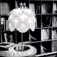 台灯 Nuvole Vagabonde系列 by Martinelli Luce | 设计师Elio Martinelli