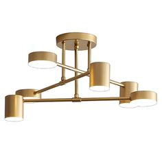 Cool Lighting, Modern Lighting, Antique Brass Chandelier, Shops, Veronica, Flush Mount Lighting, Modern Materials, Lighting Solutions, Lamp Design