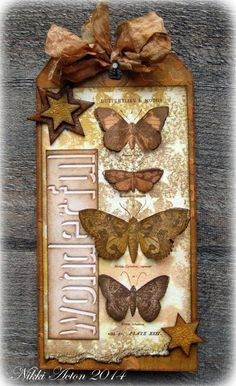 tim holtz tags   179 best images about TAGS TIM HOLTZ on Pinterest