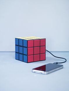 Rubik Speaker #cellphone #iPod