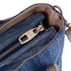 bolsos de jeans de moda - Buscar con Google