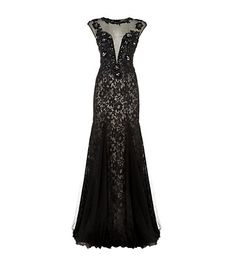 Designer Black Tie Dresses and Gowns