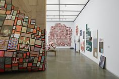 Barry McGee Installation view, 2013 The Institute of Contemporary Art, Boston