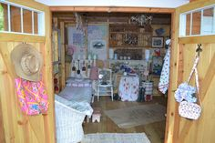Lots of nice pics of this shed at this site.