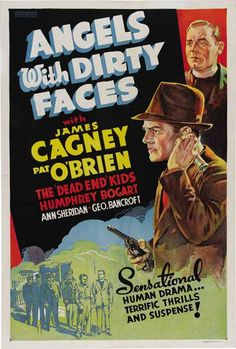 Angels WithDirty Faces [1938] Film Noir James Cagney
