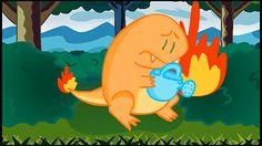 滅不了的火--【笑到噴淚、四格漫畫、humour、funny、趣味-討論區-funny.baibai.com.tw 】