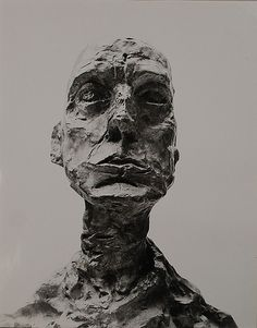 Giacometti Sculpture Despair