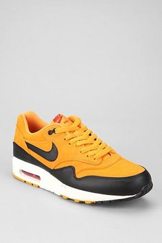 Thinking of Lake Tigers AFL :)  Nike Air Max 1 Premium