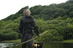 """Clive Russell as Brynden """"The Blackfish"""" Tully Game Of Thrones Season 3 Cast Game Of Thrones Saison, Game Of Thrones Episodes, Game Of Thrones Fans, Episodes Series, Hbo Series, Poster Series, Clive Russell, Dark Words, Fantasy"""
