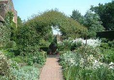 Image result for white garden
