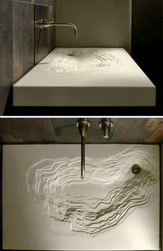 5 Most Amazingly Designed Sinks Love The Creativity Sink Designdesign Bathroombathroom